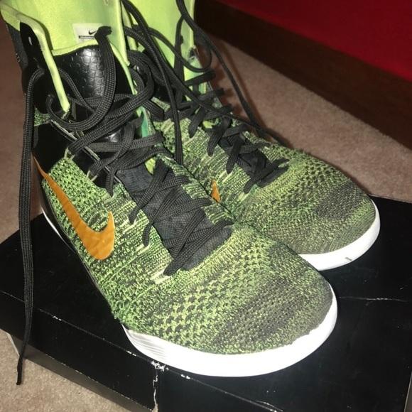 Nike Shoes | High Top Kobe 9s | Poshmark